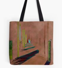 Mysterious Figure  Tote Bag