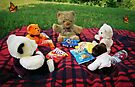 Teddy Bears Picnic by FrankieCat