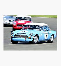 MGB Roadster (No 5) Photographic Print