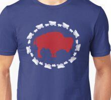 Buffalo Bills - Circle the Wagon Unisex T-Shirt