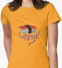 Unagi Women's Fitted T-Shirt
