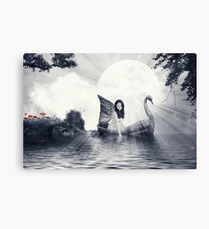 Search For Tomorrow... Canvas Print