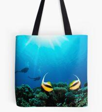 pond of life Tote Bag