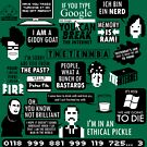 «The IT Crowd Quotes» de Tom Trager