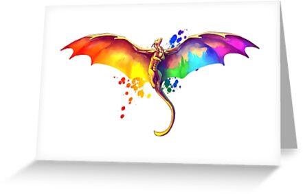 Pride Dragon by kaenith