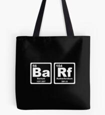 Barf - Periodic Table Tote Bag