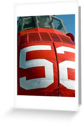 Seabat 52 RED! by paintingsheep