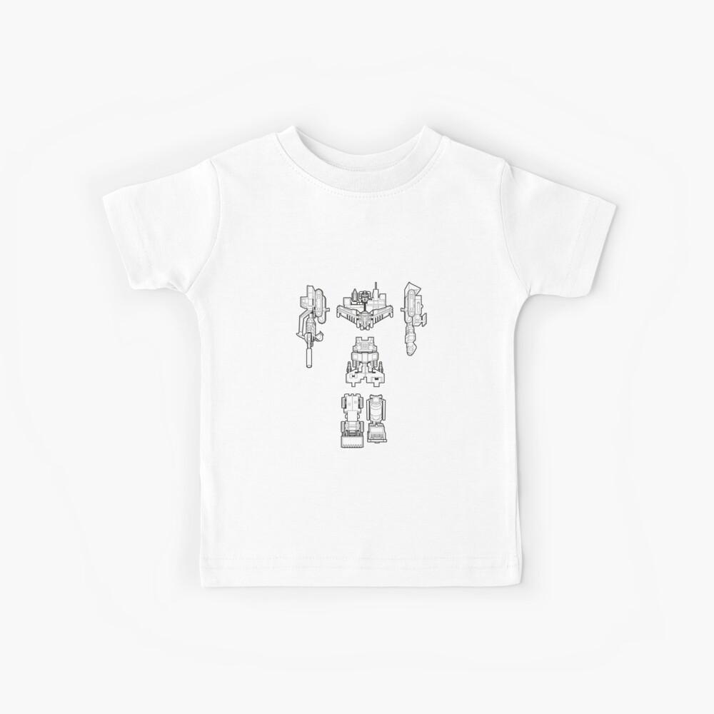 Zerstörer Kinder T-Shirt