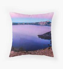 Crater Lake #105 Throw Pillow