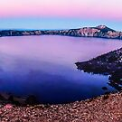 Crater Lake #105 by Richard Bozarth