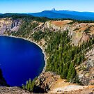 Crater Lake #108 by Richard Bozarth