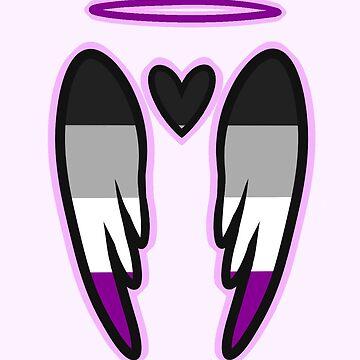 Asexueller Engel von reinstaag