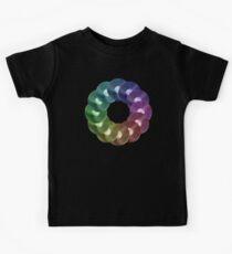 Ring of Vinyl LP Records - Metallic - Rainbow Kids Clothes