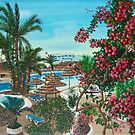 Hotel Club Fiesta Beach (Djerba Tunisia) by Antonio  Luppino