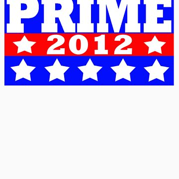 Vote Prime 2012 by BionicBatman