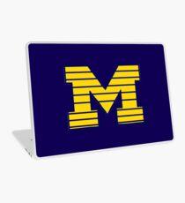 Block M - University of Michigan Laptop Skin