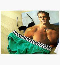 calvin klein underwear posters redbubble