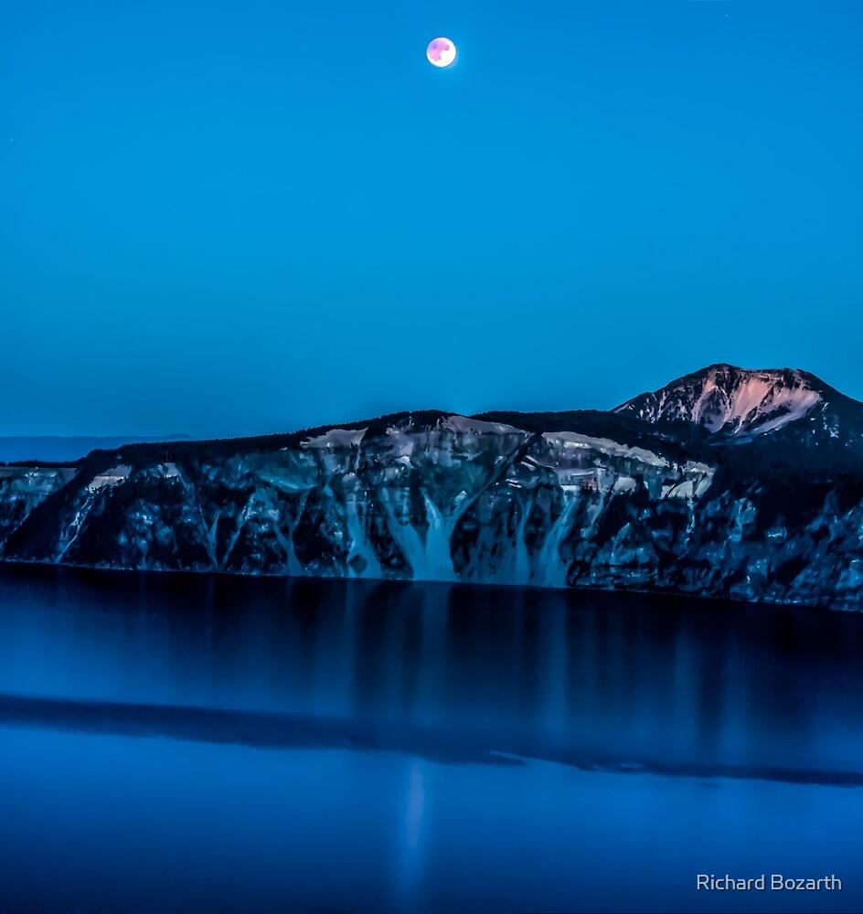 Crater Lake #111 by Richard Bozarth