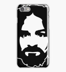 Charles Manson iPhone Case/Skin