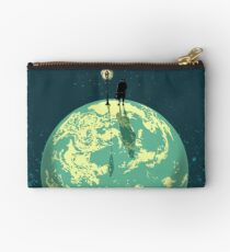 You are here Zipper Pouch
