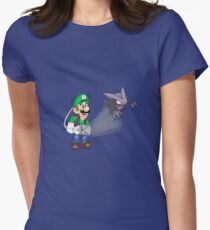 Hunting Haunters Women's Fitted T-Shirt