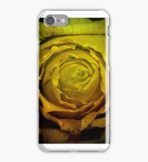 Dying Rose iPhone Case/Skin