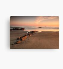 Looking to Sea Canvas Print