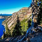 crater lake #112 by Richard Bozarth