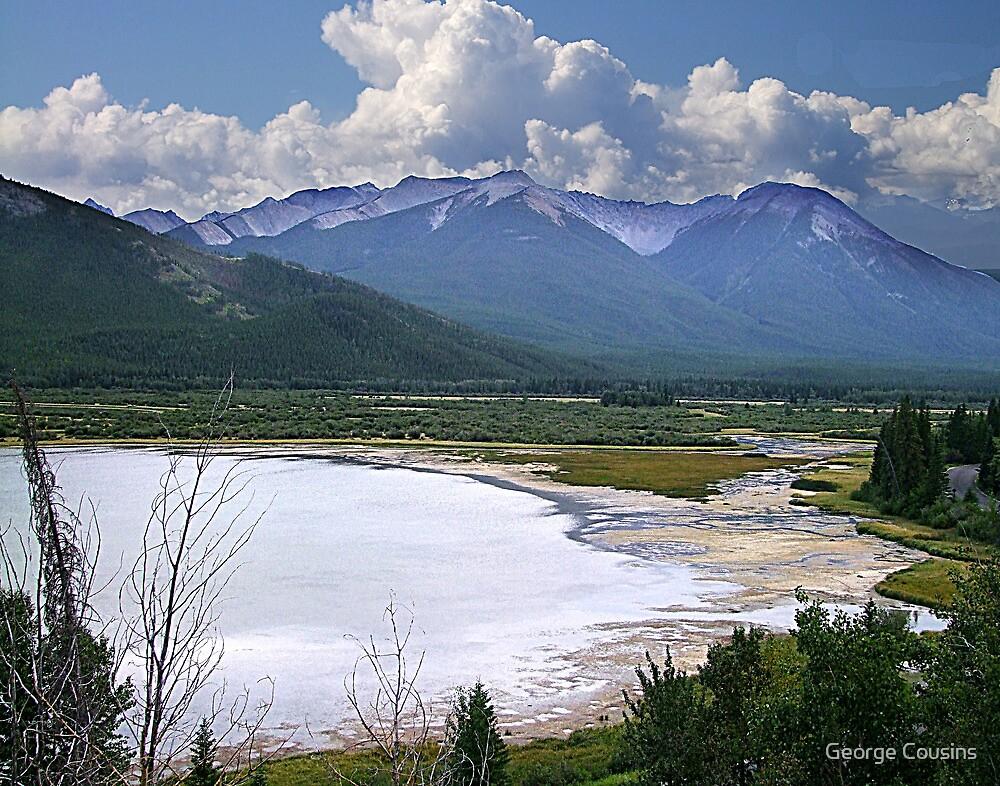 Sundance Range, Banff by George Cousins