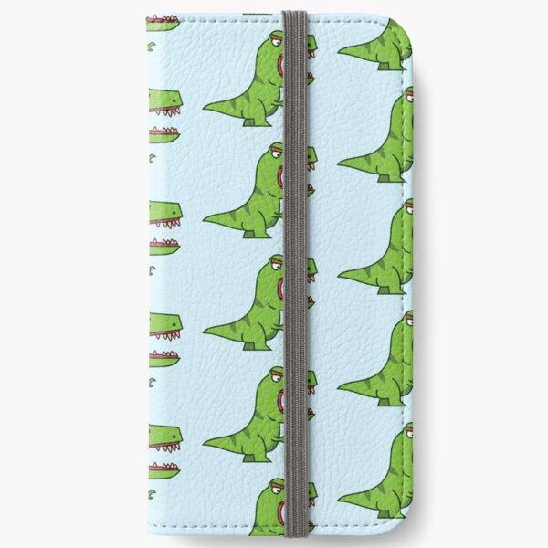 Baby Rex II iPhone Wallet
