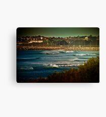 Wollongong City Beach  Canvas Print