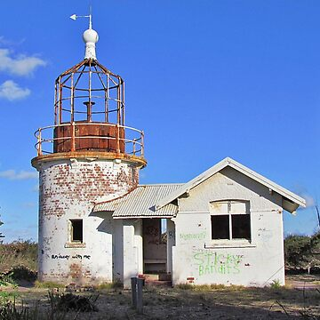 ~ Crookhaven Lighthouse ~ NSW ~ Australia ~ by Keyverse
