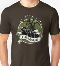 Camiseta unisex Pinzones de Darwin