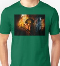 Palin, The Face Of The New Revolution Unisex T-Shirt