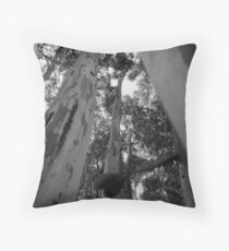 Tall Timber Throw Pillow