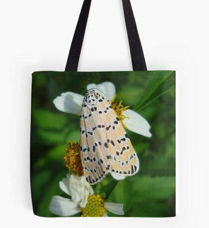 "So delightfully ""bella""!  The beautiful Ornate Bella Moth Tote Bag"