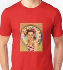 spring woman T-Shirt