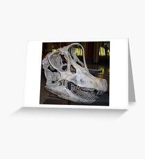 Cool Giraffatitan Greeting Card