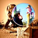 From inside the bubble by dippa