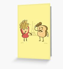The French Connection Greeting Card
