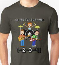 WE ARE SEX BOB-OMB! 8-BIT - Scott Pilgrim Unisex T-Shirt