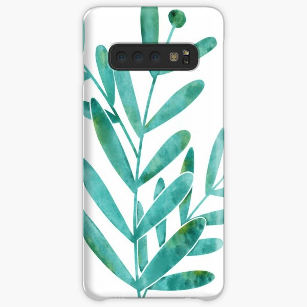 Water color branch Samsung Galaxy Snap Case
