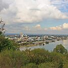 Swan River by Robert Abraham