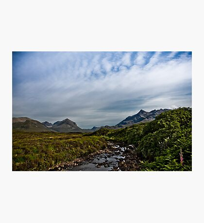 Cuillins Photographic Print