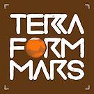 Terraform Mars by Archymedius