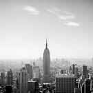 New York City, Empire State Building von thomasrichter