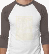 Spectral Smashers on dark shirt Men's Baseball ¾ T-Shirt
