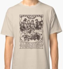 Spectral Smashers on light color Classic T-Shirt