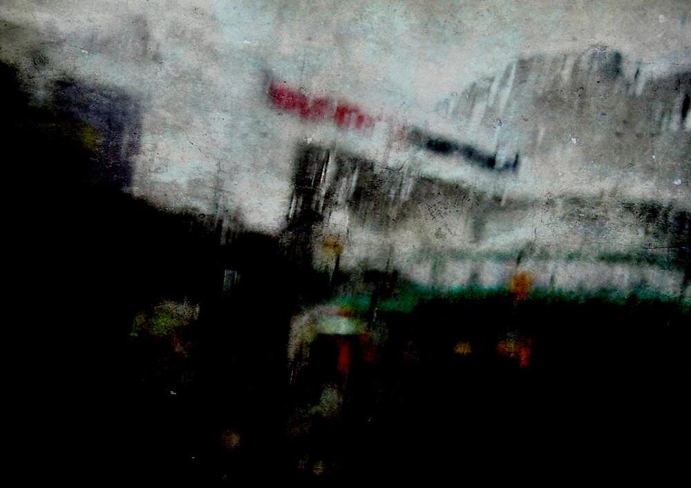 Passenger by David Mowbray