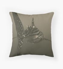 The Tail End........ Throw Pillow